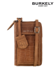 BURKELY Croco Caia Phone Bag